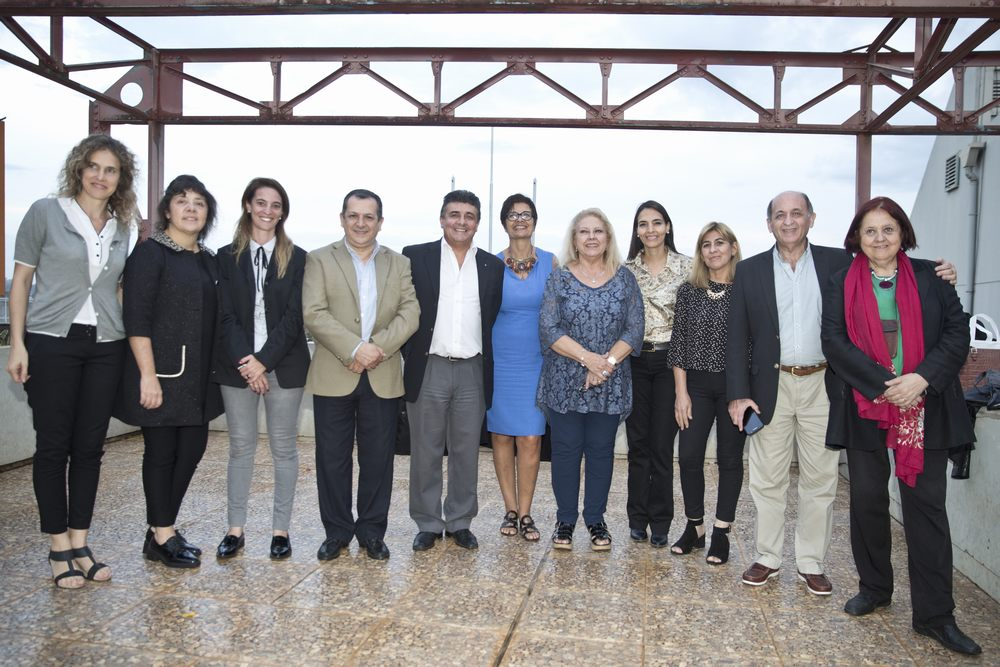 Junta Ejecutiva CFC 2017